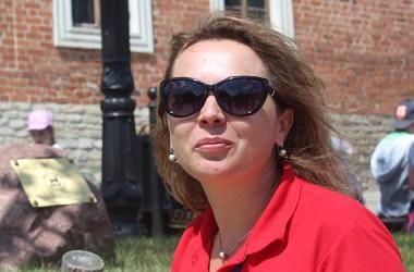 Agnieszka Sochacka - przewodnik