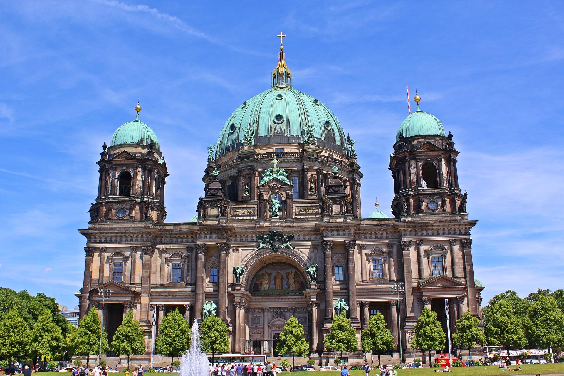 Berlin wycieczka