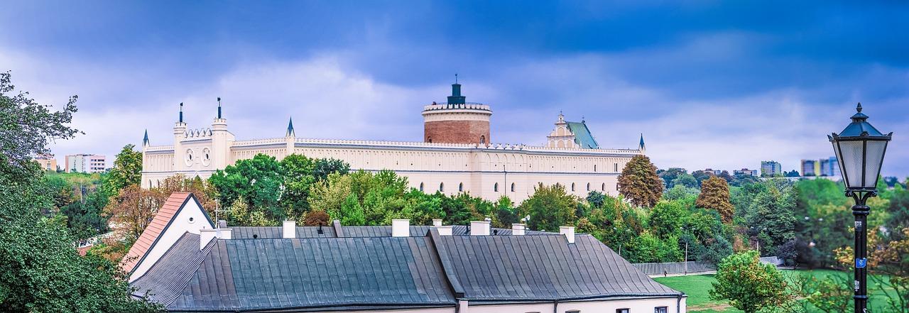 Plan wycieczki po Lublinie