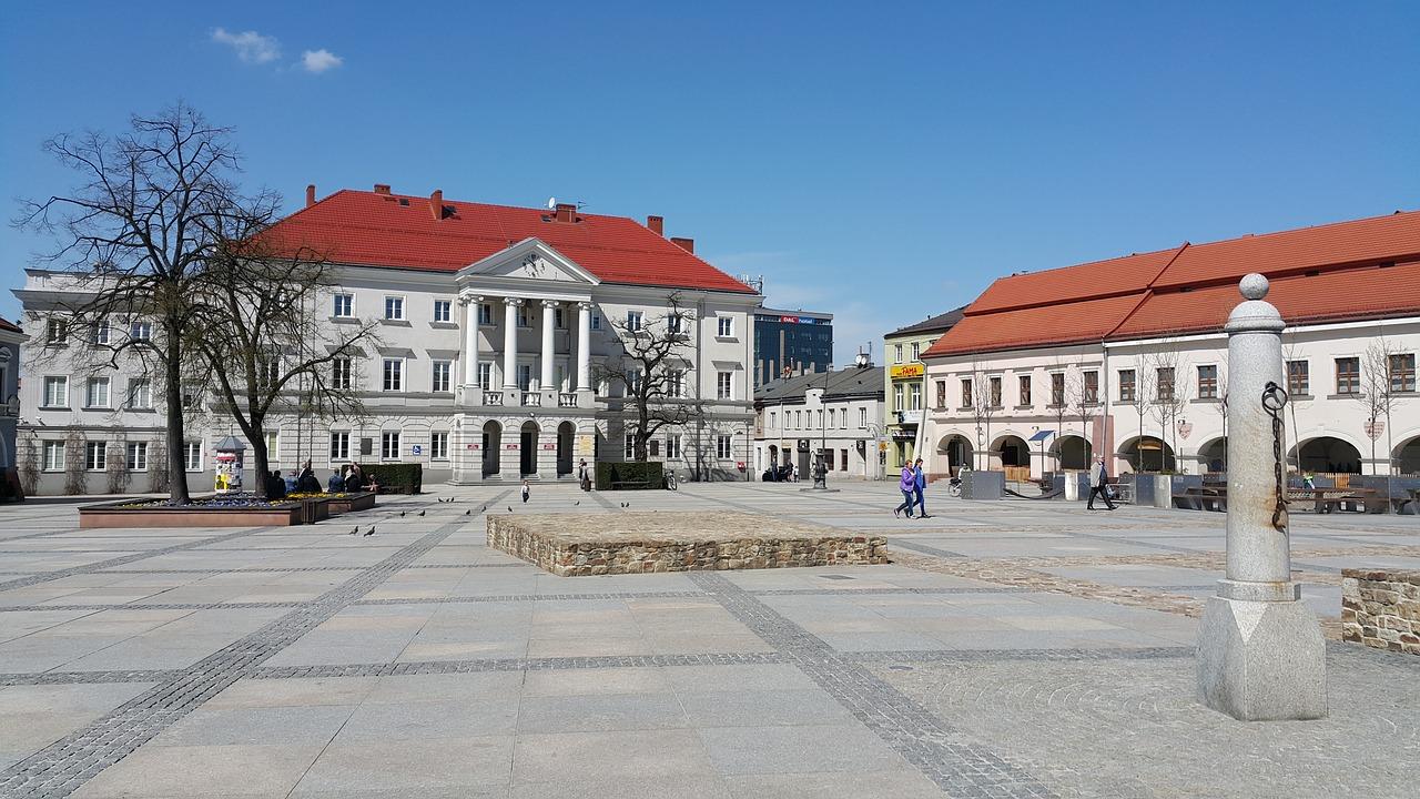 Wycieczka szkolna do Kielc
