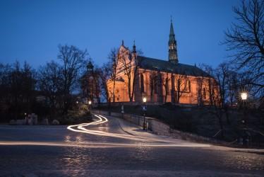 Zwiedzanie miasta Sandomierz