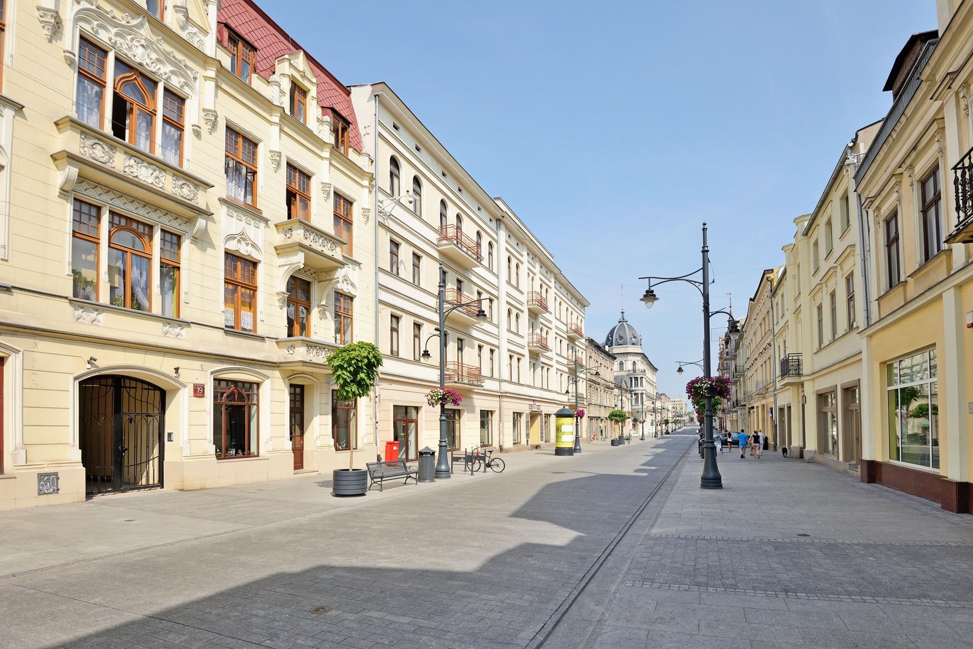 Wycieczki do Łodzi