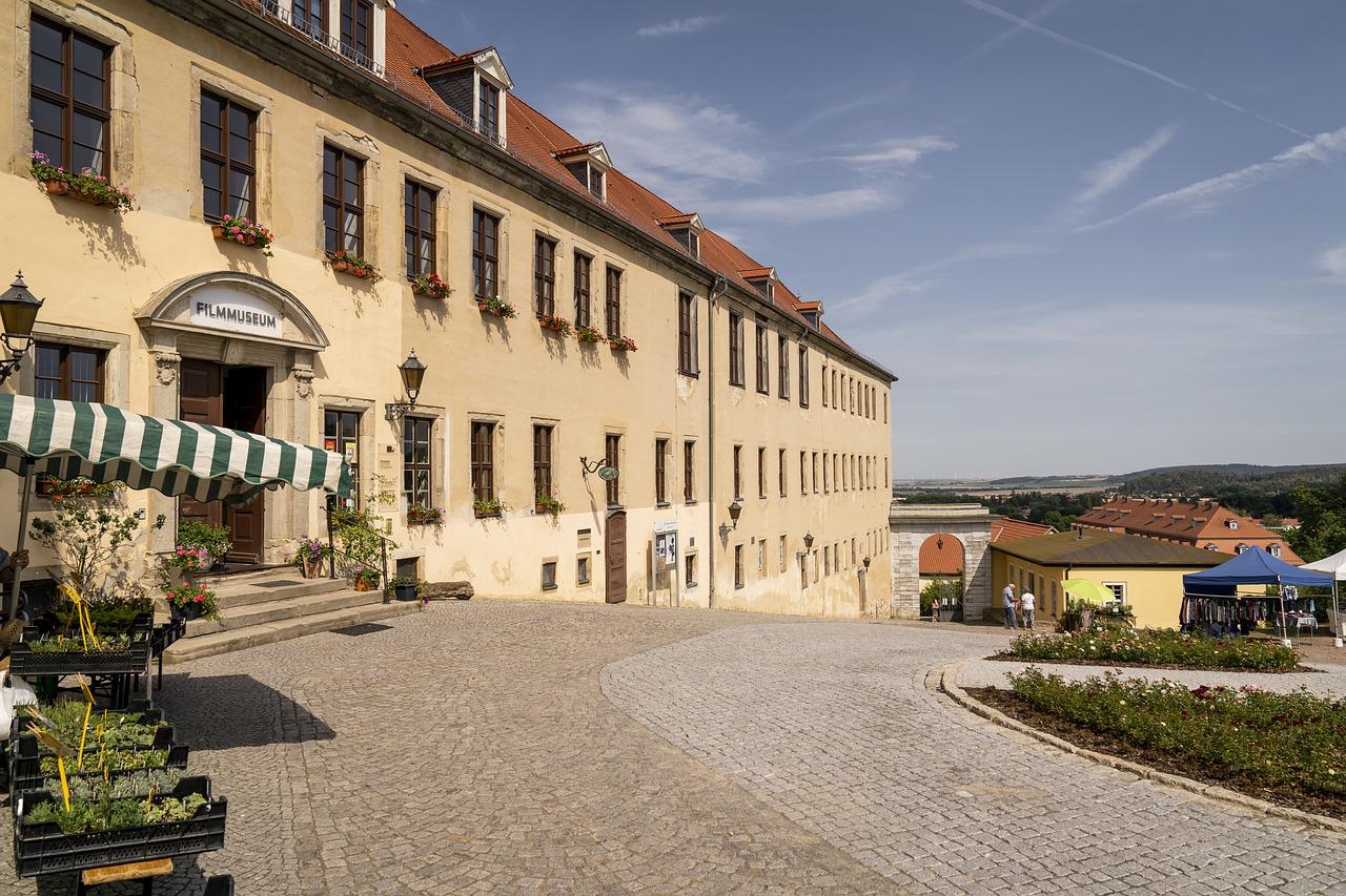 Wycieczki do Niemiec - Ballenstedt