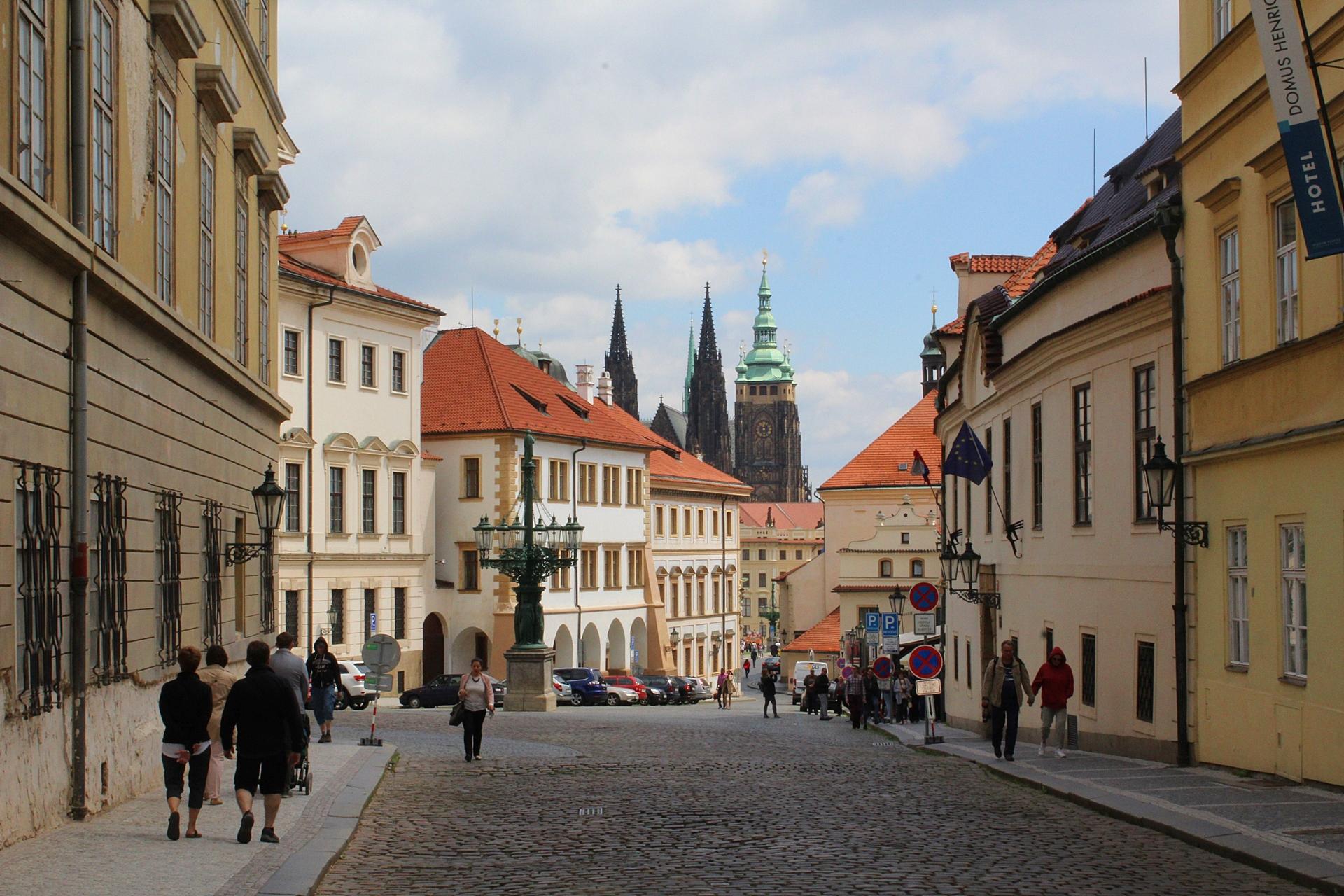 Wycieczka do Pragi z Kielc