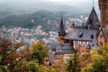Wycieczka do Niemiec - Wernigerode