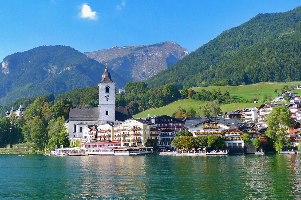Wycieczka objazdowa po Austrii