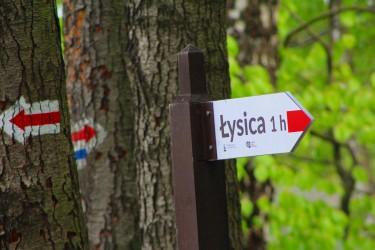 Wycieczka na Łysicę