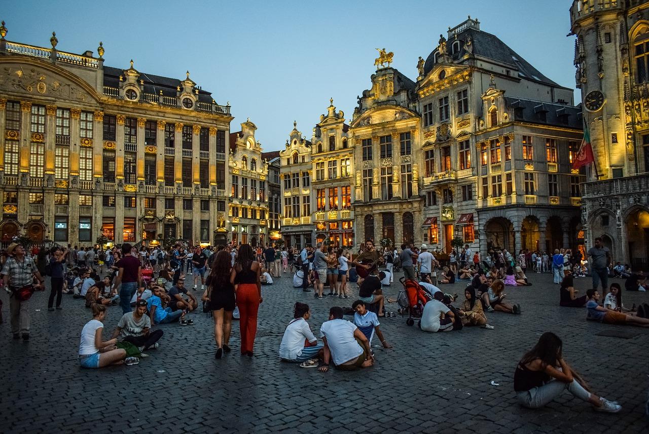 Wycieczka do Brukseli