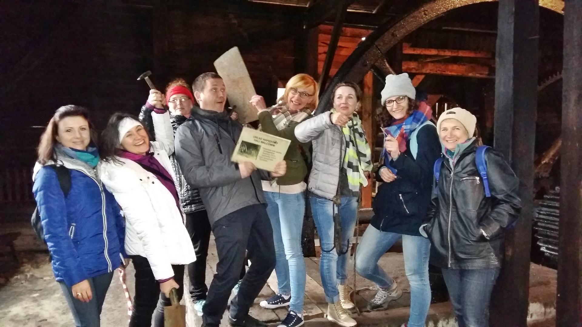 Szkolenie przewodnika turystycznego