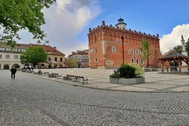 Wycieczka trzydniowa do Sandomierza