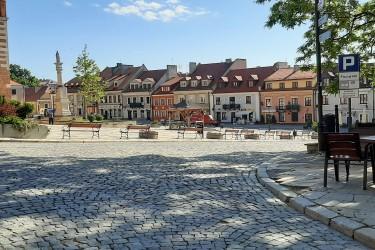 Jednodniowe zwiedzanie Sandomierza