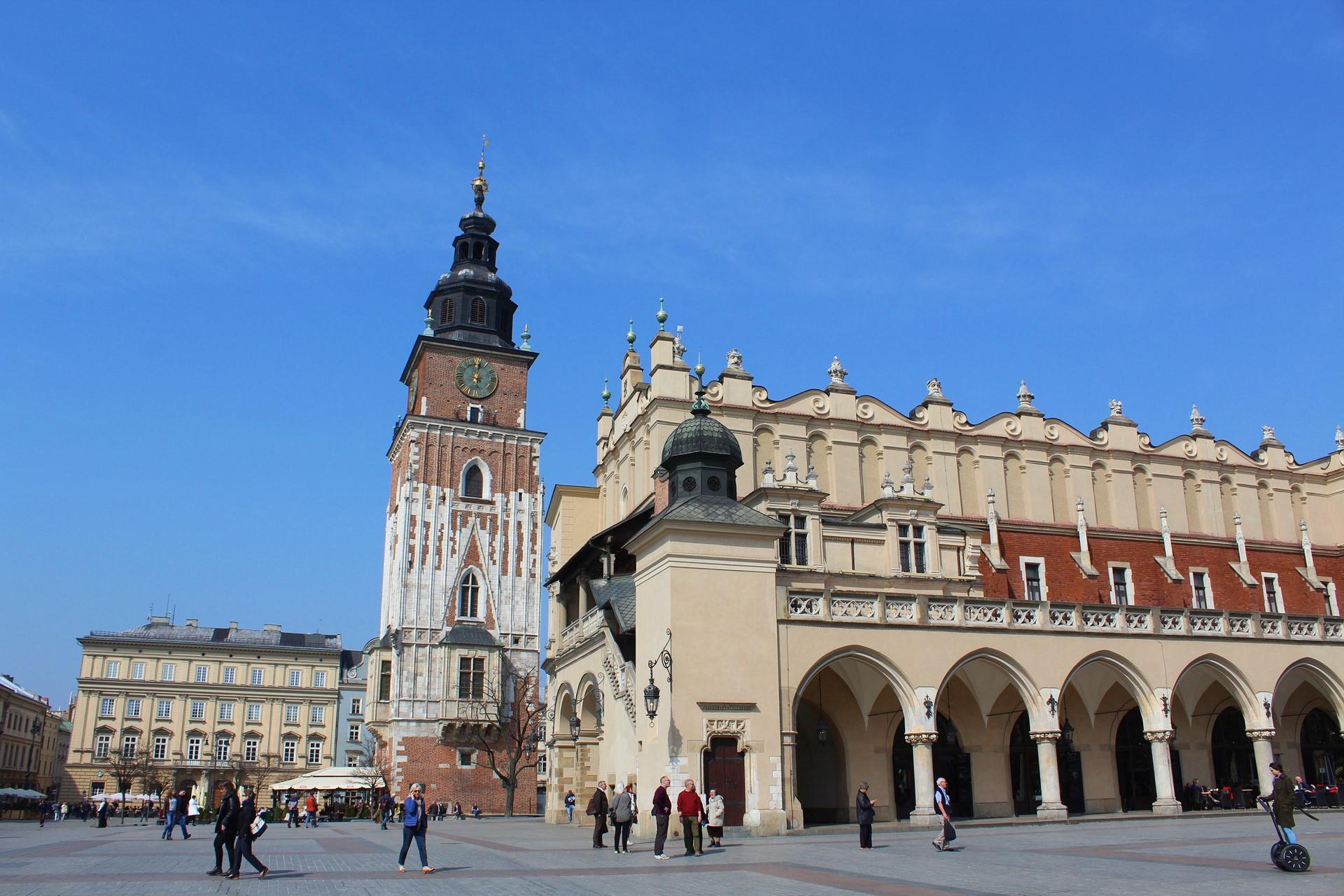 Kraków - wycieczka Geo Travel