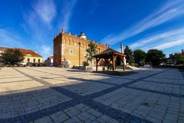 Zwiedzanie Sandomierza